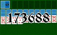 Пасьянс №173688