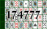 Пасьянс №174777