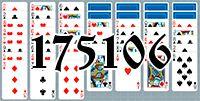 Пасьянс №175106