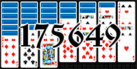 Пасьянс №175649