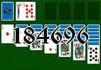 Пасьянс №184696