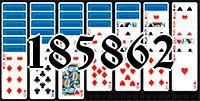 Пасьянс №185862