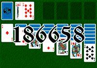 Пасьянс №186658