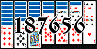 Пасьянс №187656