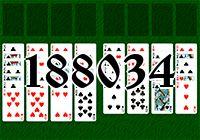Пасьянс №188034