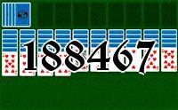 Пасьянс №188467