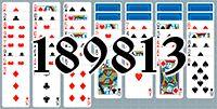 Пасьянс №189813