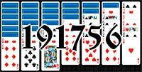 Пасьянс №191756