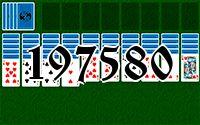 Пасьянс №197580