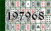 Пасьянс №197968