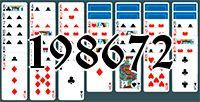 Пасьянс №198672