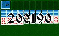 Пасьянс №200190