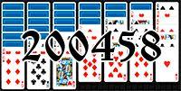 Пасьянс №200458