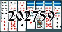 Пасьянс №202759