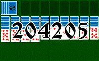 Пасьянс №204205