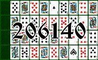 Пасьянс №206140