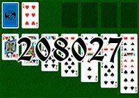 Пасьянс №208027