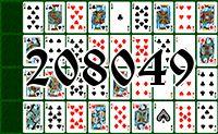 Пасьянс №208049