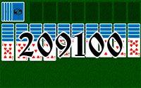 Пасьянс №209100