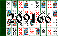 Пасьянс №209166