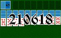 Пасьянс №210618