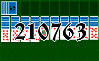 Пасьянс №210763