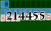 Пасьянс №214455