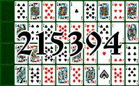 Пасьянс №215394