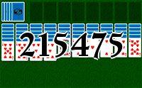 Пасьянс №215475