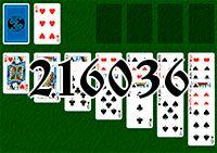 Пасьянс №216036