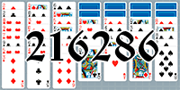 Пасьянс №216286