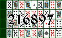 Пасьянс №216897