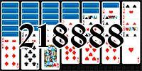 Пасьянс №218888