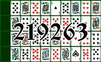Пасьянс №219263