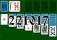 Пасьянс №221017