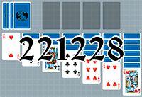 Пасьянс №221228