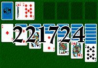 Пасьянс №221724