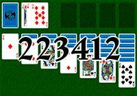 Пасьянс №223412
