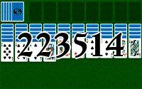 Пасьянс №223514