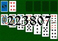 Пасьянс №223807