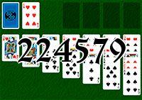 Пасьянс №224579