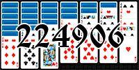 Пасьянс №224906
