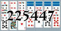 Пасьянс №225447