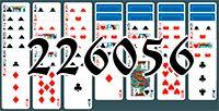 Пасьянс №226056
