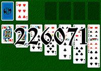 Пасьянс №226071
