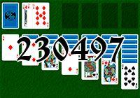 Пасьянс №230497
