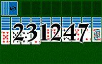 Пасьянс №231247