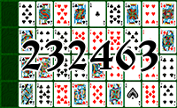 Пасьянс №232463