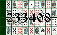 Пасьянс №233408