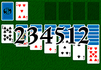 Пасьянс №234512